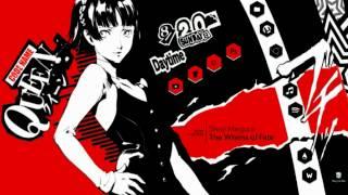 Persona 5 Makoto Desktop Rainmeter