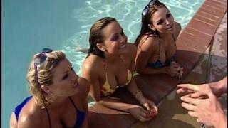 (720pHD): WCW Nitro 03/27/00 - Major Gunns, Midajah & Shakira Segment