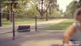 "Niños bailando sobre maite perroni ""loca"""