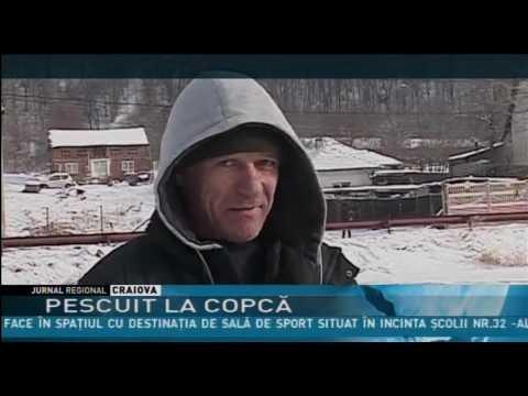 PESCUIT LA COPCĂ