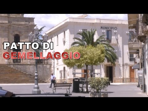 "Video: Mirabella, ""Patto di Gemellaggio"" con Schönaich"