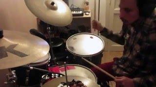 Björk - Army of Me - Drum Cover por Luis Tovar