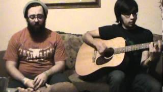 Eisley - Golly Sandra (acoustic cover)