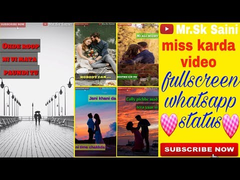 Whatsapp status download video 30 second