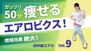 初中級エアロVol 9/田淵美菜子/ホームフィットネス24