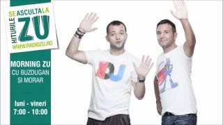 """Radio ZU - Daniel Buzdugan canta """"Stinge Lumina"""""""