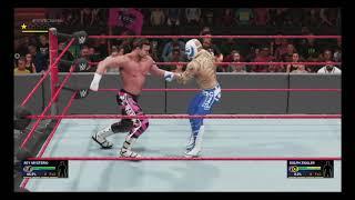 Rey Mysterio vs Dolph Ziggler in WWE2K19
