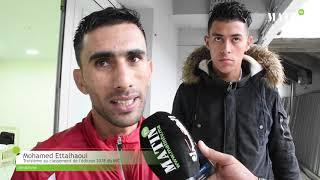 MIC : Mohamed El Talhaoui sauve l'honneur des athlètes marocains