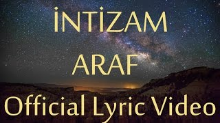 İntizam - Araf (Official Lyric Video) #yeniçağ