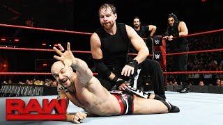 The Shield vs. The Miz, Sheamus & Cesaro: Raw, Nov. 13, 2017 width=