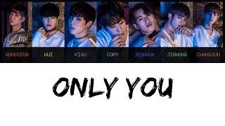 24K - ONLY YOU (너 하나면 돼) lyrics Español + English