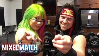 The Miz has one question for Asuka heading into WWE Mixed Match Challenge Season 2