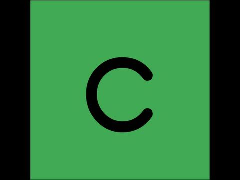 Letter C Song Video