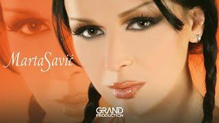 Marta Savic - Slaba na tebe - (Audio 2003)