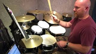 Trinity Rock & Pop Drum Kit Grade 3 London Calling 2018