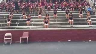 "AAMU Band 2015 Fan Day ""Power- Kanye West"""