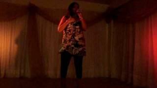 MARILYN SILVA en concierto en el Centro Portugues de Punto Fijo