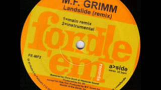 DJ Eli (MF Grimm) - Landslide (Remix Instrumental)