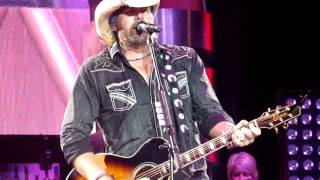 "TOBY KEITH ""BEERS AGO"""
