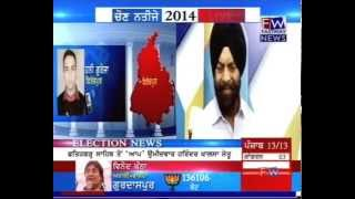 FASTWAY NEWS CHANNEL PER LIVE PHONO REGARDING ELECTION RESULT BY HUNNY GUREJA FROM FEROZEPUR