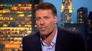 Tony Robbins on the Best Piece of Advice He Ever Got
