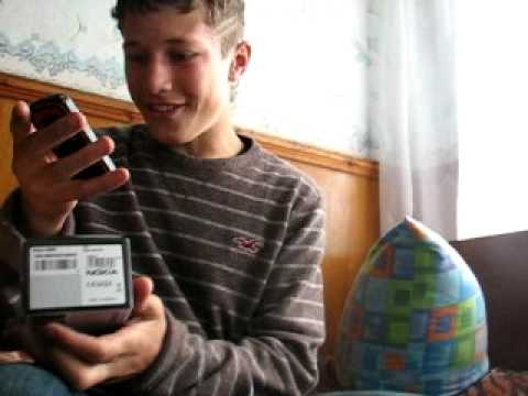 Roman's New Phone