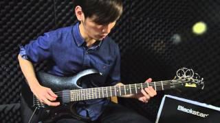 """Mind the Gaps"" RockSchool grade8 Cover by KieranC"