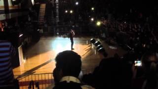 Jake Miller-I'm Alright Live