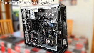 What's Inside An Old $1200 Dell XPS 630i Gaming PC?