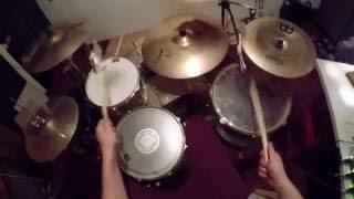 Oceana - Reach For The Sky (drum cover)