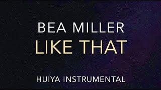 [Instrumental] Bea Miller - Like That [+Lyrics]