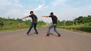 All-Star Brasil - After Particular Feat. Pollo e Lucas Lucco ( Coreografia by Dual dance )