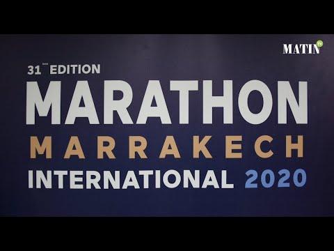 Video : Marathon international de Marrakech: Les nouveautés de la 31e édition dévoilées à Casablanca