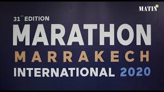 Marathon international de Marrakech: Les nouveautés de la 31e édition dévoilées à Casablanca