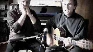 Highway to hell - AC/DC acoustic guitar & Harmonica cover