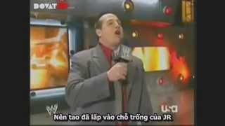 Joey Styles Quits WWE (Vietsub) Ä�ô Vật HD - DoVatHD.com