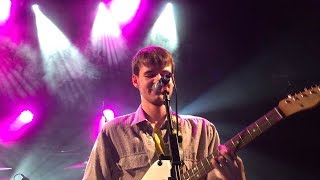 REX ORANGE COUNTY - BEST FRIEND // LIVE PARIS 01.10.18