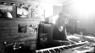 Ableton live Session (Performance jazz house) Korg Kronos Maschine Trumpet/SergioTrumpet/