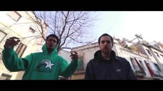 MQ & OKA MILES feat BAI Y DJ Hosky - LA LIFE ESCAPA (Videoclip 2017)HERIDA ABIERTA/HAGAKURE PROJECT