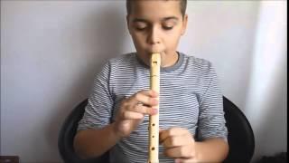 AMAR TE ASSIM-flauta de bisel
