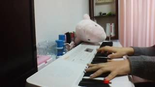 【Piano】이누야샤 (犬夜叉/INUYASHA) OP-장난스런 키스(イタズラなキス)  [Cantabile]