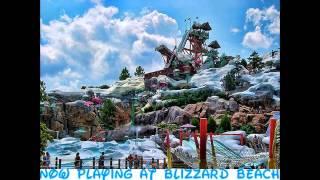 The music of Eric Blaszczak at Disney's Blizzard Beach