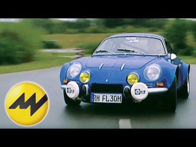 Tracktest Renault Alpine A110 1600 S GS: Die Rallye-Flunder am Limit
