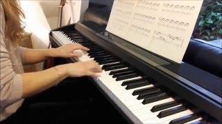 Prélude in C - J.S. Bach - Piano cover