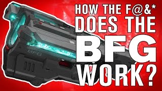 The SCIENCE! - WTF is wrong with the BFG in DOOM? width=