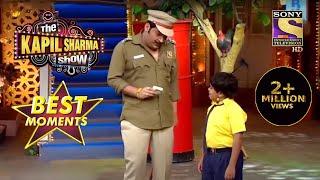 Kapil ने एक बच्चे को दी रिश्वत!   The Kapil Sharma Show Season 2   Best Moments