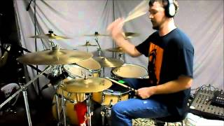 SLIPKNOT - Diluted - drum cover
