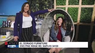 EL DORADO, Muebles para patio