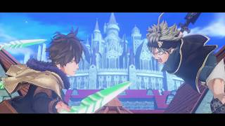 Black Clover: Quartet Knights - Announcement Trailer | PS4, PC