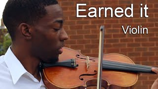 Earned It - The Weeknd (Eric Stanley & Emily Thomas)